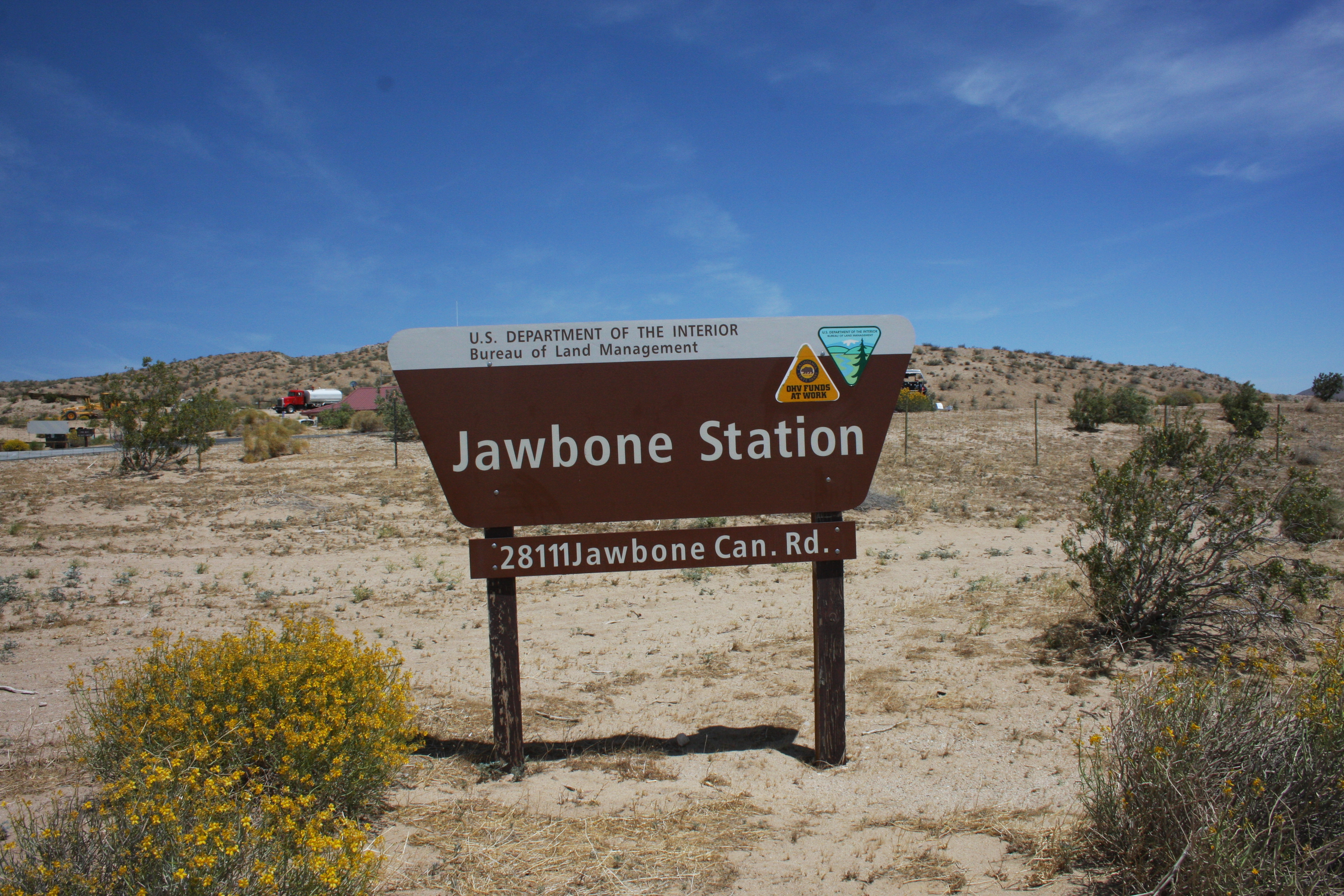 Ground Breaking Ceremony At Jawbone Station