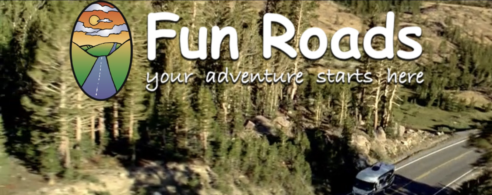 Fun Roads Announces Air Dates for RV Road Test Season One featuring Thor Motor Coach